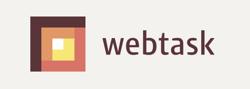 The Webtask.io logotype