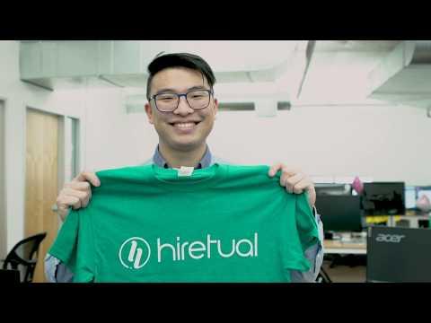 Hiretual video