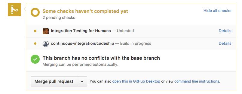 Integration Testing for Humans