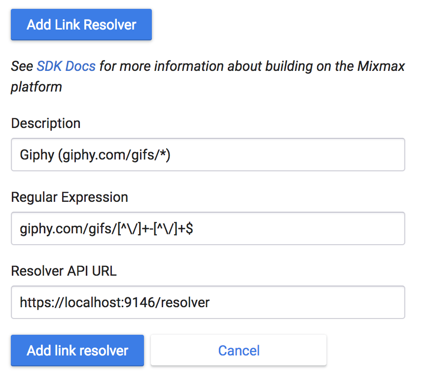 Building Your First Link Resolver