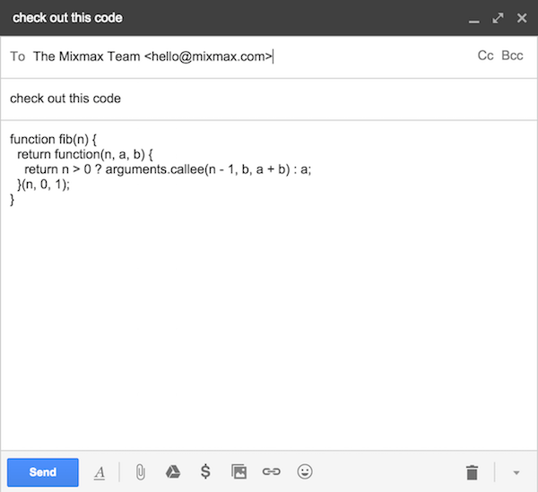 GitHub + Email: How to Embed Gists in Gmail