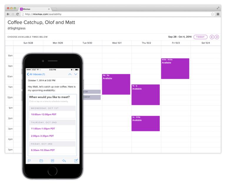 Feature Spotlight: Instant Scheduling