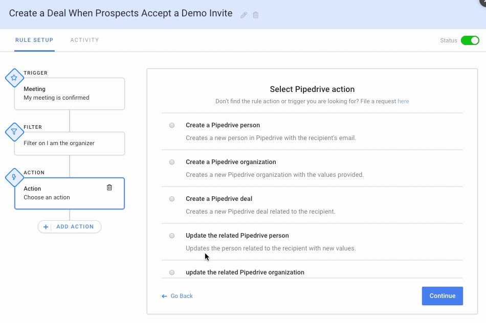 Announcing Pipedrive CRM Integration