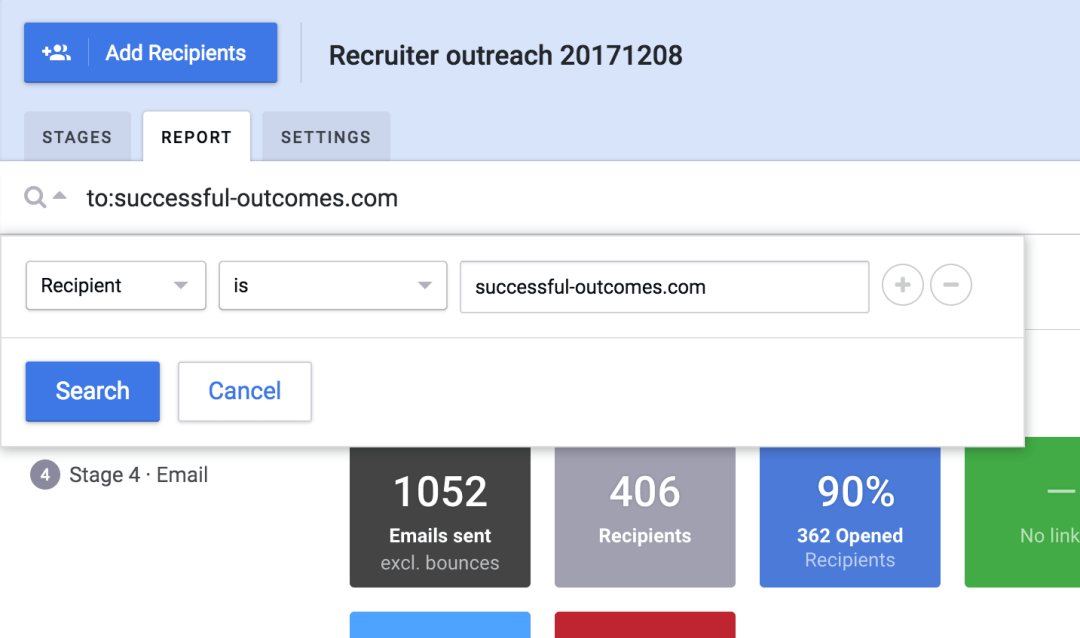 Better search and organization for your sequences
