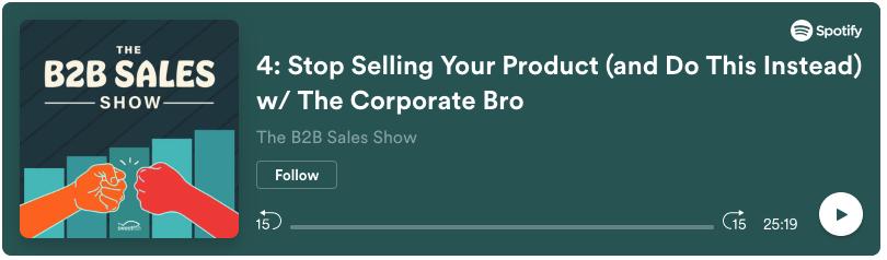 B2B Sales Show
