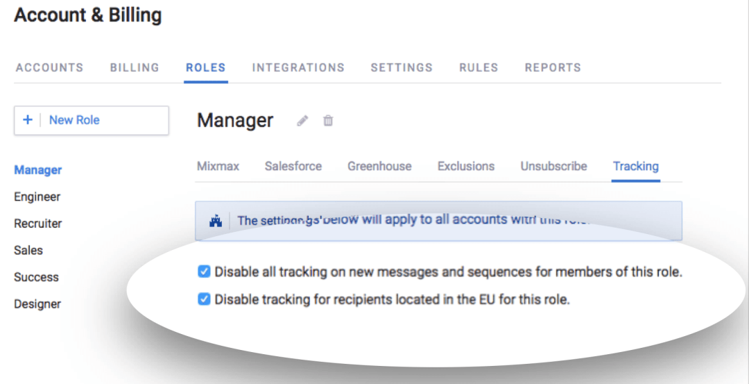 GDPR-compliant email tracking