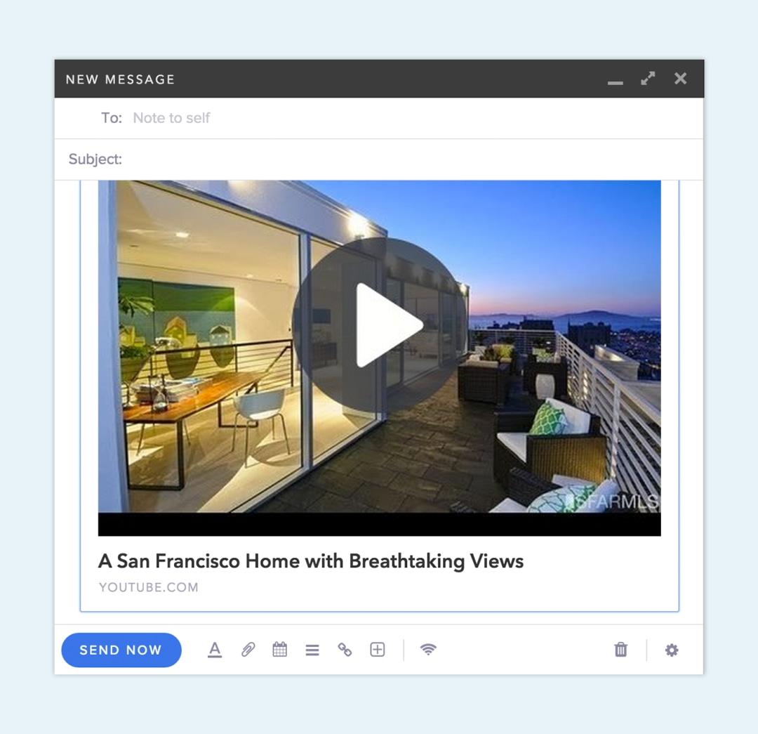Feature Spotlight: Video Link Previews