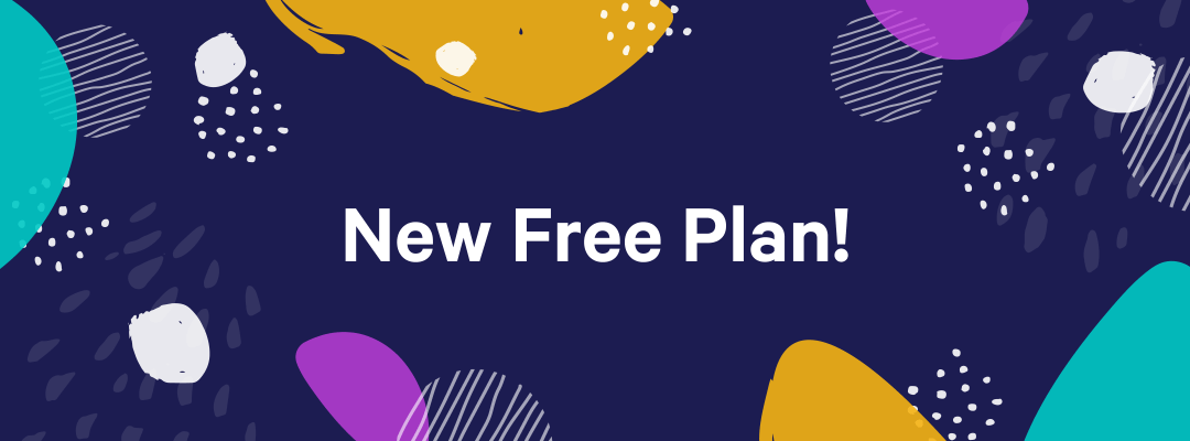 We've revamped our Free Plan, and it's awesome 🎉