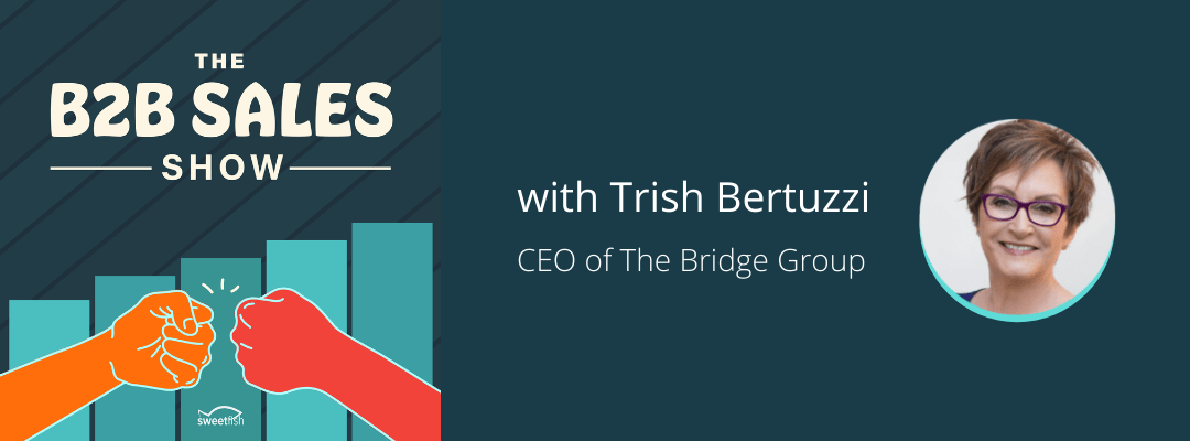 How to Develop an Iterative Go-to-Market Strategy with Trish Bertuzzi