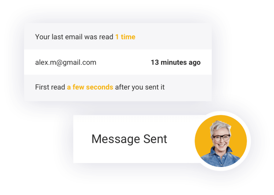 Precise email tracking