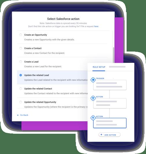 integrations-salesforce-automate